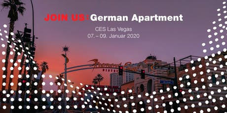 The German Apartment – CES Edition 2020 tickets