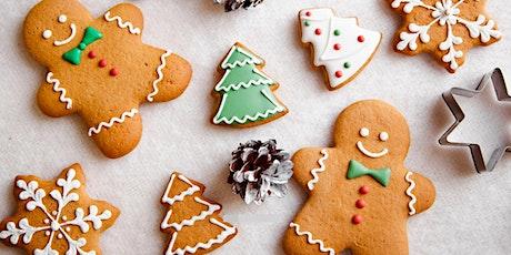 Gingerbread Decorating Workshop tickets