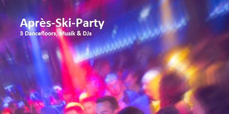 Après-Ski-Party Tickets