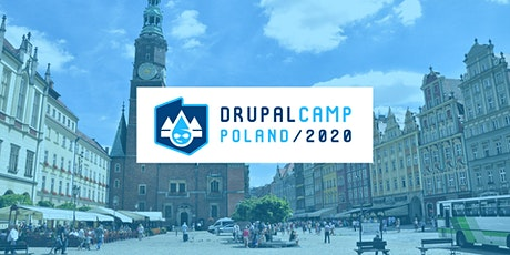 DrupalCamp Polska 2020 tickets