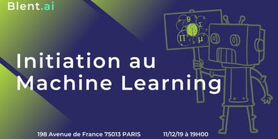 Workshop: Initiation au Machine Learning