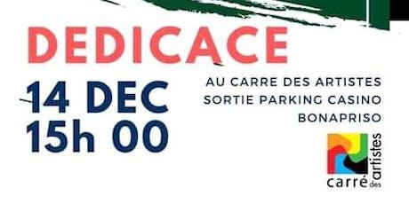 """Dédicace de l'ouvrage: """"Sur les rues de Douala"""" de Félix MBETBO tickets"""