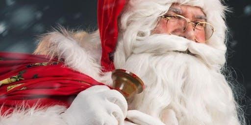 Santa or Grinch Day Party At Anais Lounge