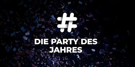 Party des Jahres - #Tanzrevolution Tickets