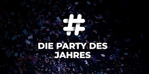Party des Jahres - #Tanzrevolution