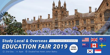 The Premium Local & Overseas Education Fair 2019 tickets
