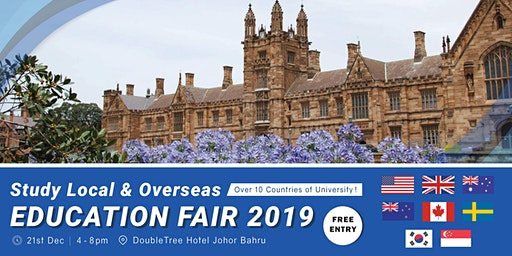 The Premium Local & Overseas Education Fair 2019