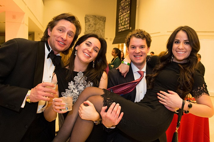 French Embassy Holiday Gala & Viennese Ball: French Wine, Desserts, Dance image