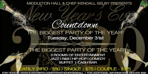 New Year's Eve Gala - Countdown 2020