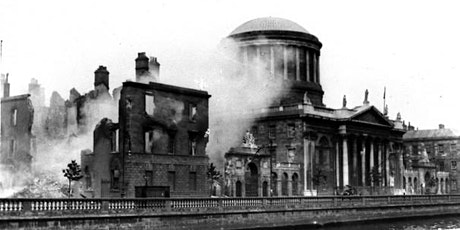'All that remained' — The Four Courts Blaze of 1922 biglietti