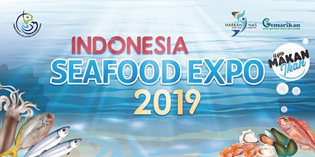 INDONESIA SEAFOOD EXPO 2019 tickets