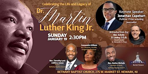 Bethany Baptist Church Martin Luther King Celebration Program