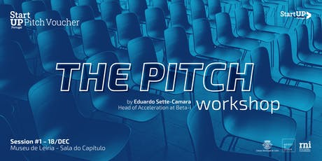 Pitch Voucher #1 - The Pitch bilhetes
