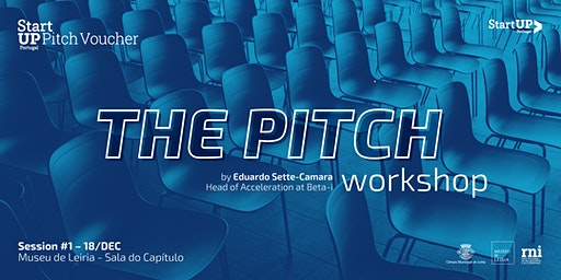 Pitch Voucher #1 - The Pitch