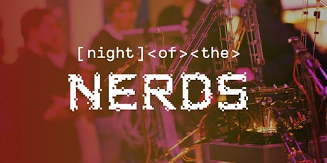 Night of the Nerds 2020 tickets