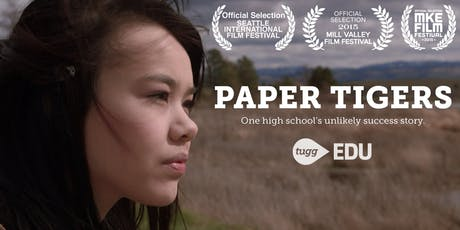 Screening of Paper Tigers tickets