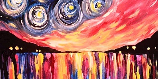 Starry Night Sunset - Statesman Hotel