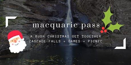 A Cascade's Christmas | Exploration, games + a picnic! tickets