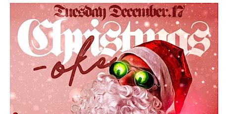 Christmas Karaoke with FREE Stella Artois Draft Beer at Hangar 11 in Queens tickets
