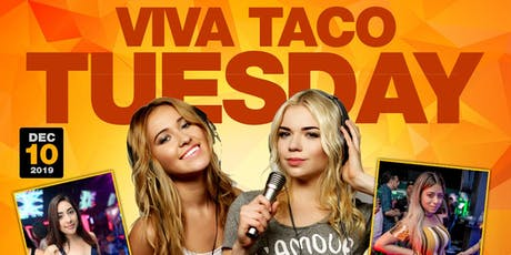 Viva Taco Tuesday - Karaoke Night tickets