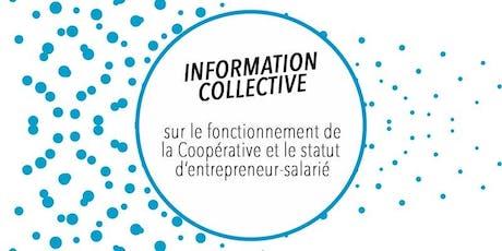 CAE CLARAbis - Réunion d'information collective du 14 janvier billets