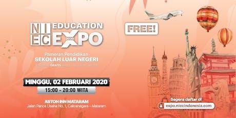 NIEC Education Expo 2020 - Mataram tickets