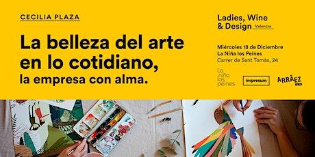 Cecilia Plaza - Diciembre handmade entradas
