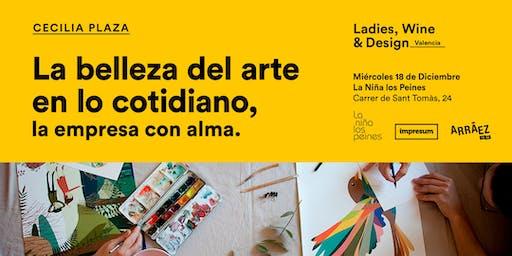 Cecilia Plaza - Diciembre handmade