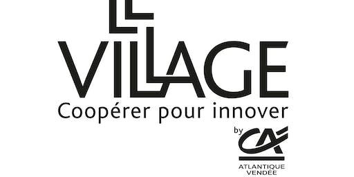 Photocall au Village