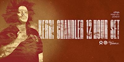 Kerri Chandler at District 8