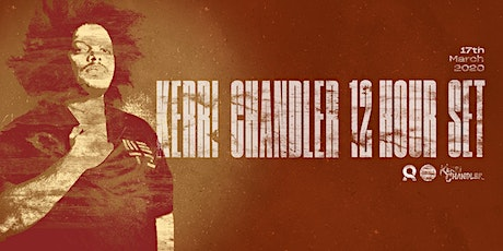 Kerri Chandler at District 8 tickets