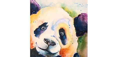 Peaceful Panda - Statesman Hotel tickets