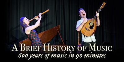 A Brief History of Music - 600 Years of Music in 9