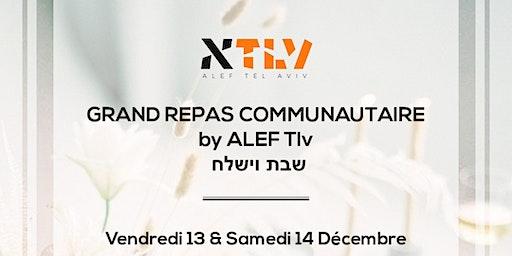 Grands Repas וישלח by ALEF TLV