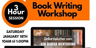Write YOUR Book In 30 Days WORKSHOP