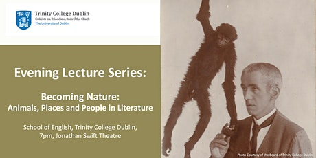 Trinity Evening Lecture Series:  Becoming Nature 2020 tickets