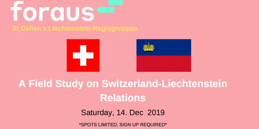 A Field Study on the Switzerland-Liechtenstein Relations