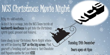 NCS Christmas Movie Night tickets