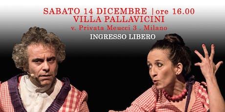 Chiameròlla Milano | Christmas Edition _ di e con Duperdu biglietti