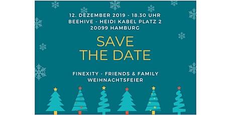 FINEXITY Friends & Family Weihnachtsfeier Tickets