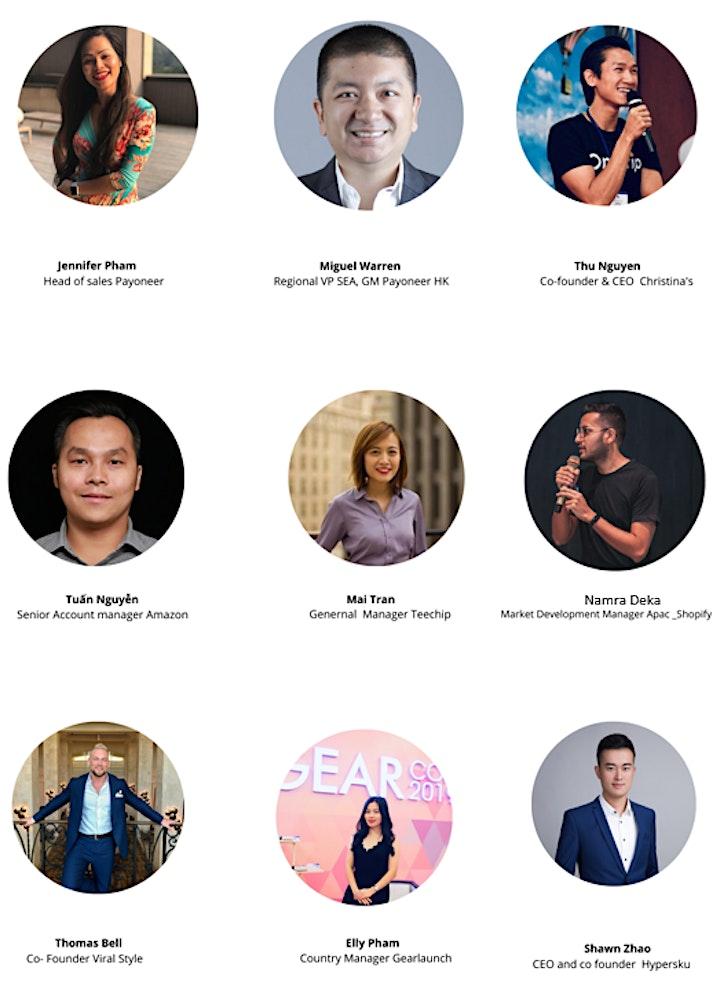 Diễn đàn Payoneer 2019 Hồ Chí Minh , Việt Nam image