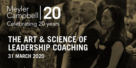 Meyler Campbell Spring Conference 2020 tickets