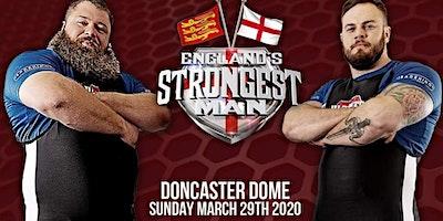 England's Strongest Man 2020