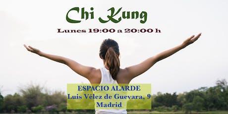Chi Kung los Lunes -  Clase de Prueba entradas