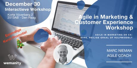 Agile in Marketing en Customer Experience tickets