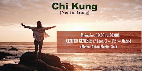 Chi Kung los Miércoles -  Clase de Prueba entradas