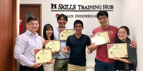 Basic A Bahasa Indonesia 6 weeks Accelerated Course tickets