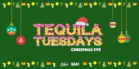 Tequila Tuesdays #171 - Christmas Eve tickets