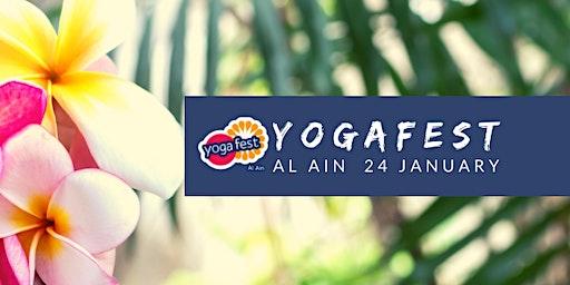 Yogafest Al Ain