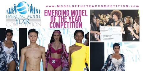 Aspiring Fashion Videographers & Photographers for NYC Model of the Year Fashion Show tickets
